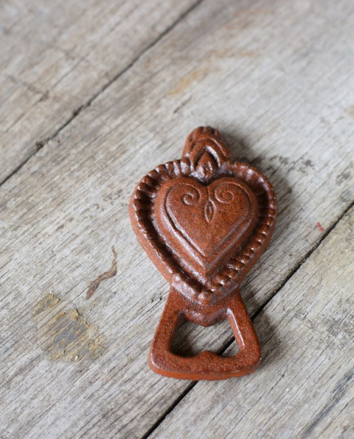 sacred heart bottle opener