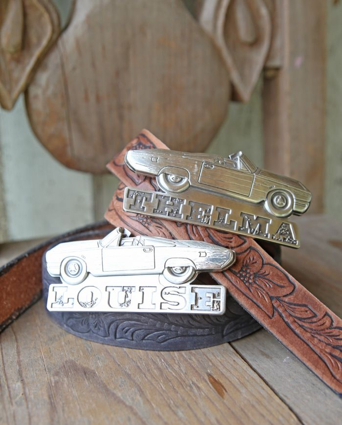 thelma and louise buckle
