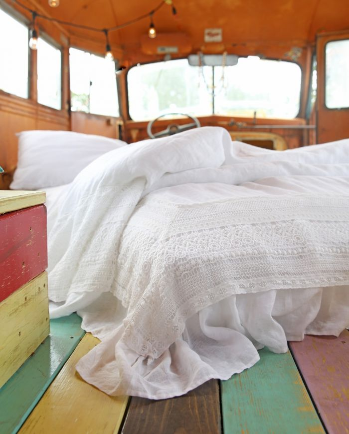 the bellamy linen duvet cover