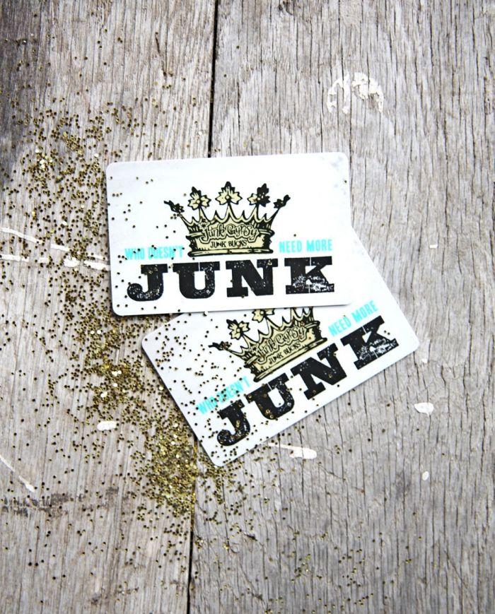junk gypsy gift card