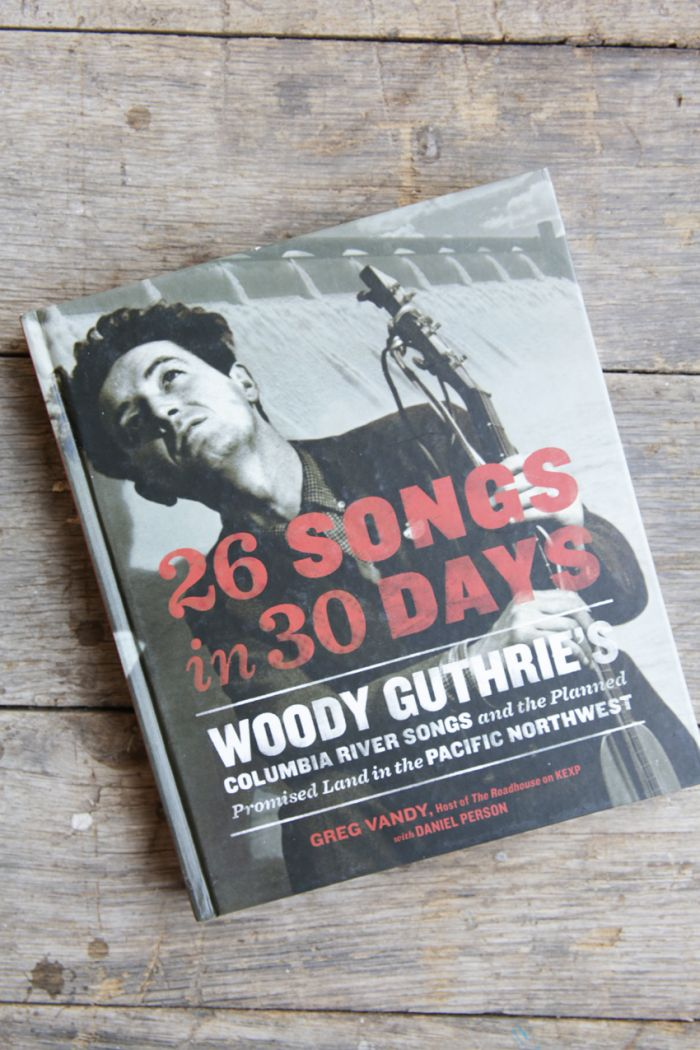 26 songs in 30 days-woody guthrie