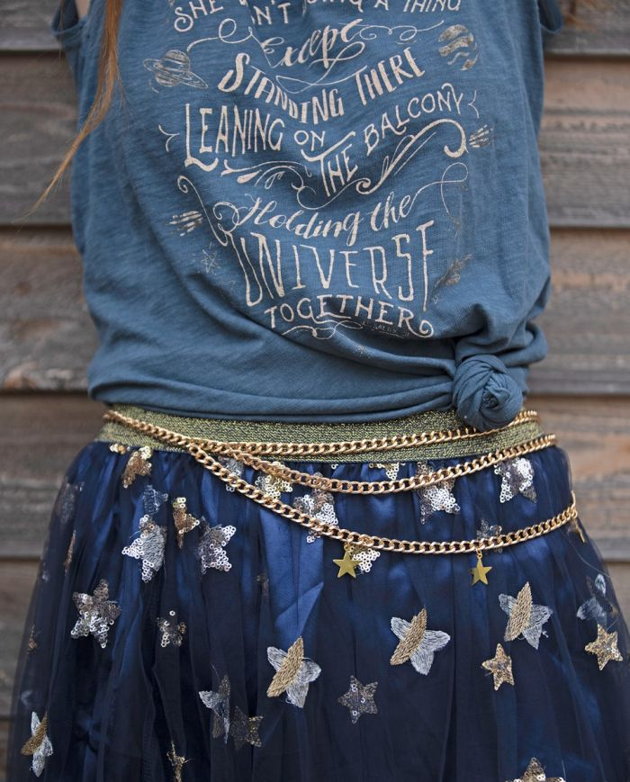starry skies belt