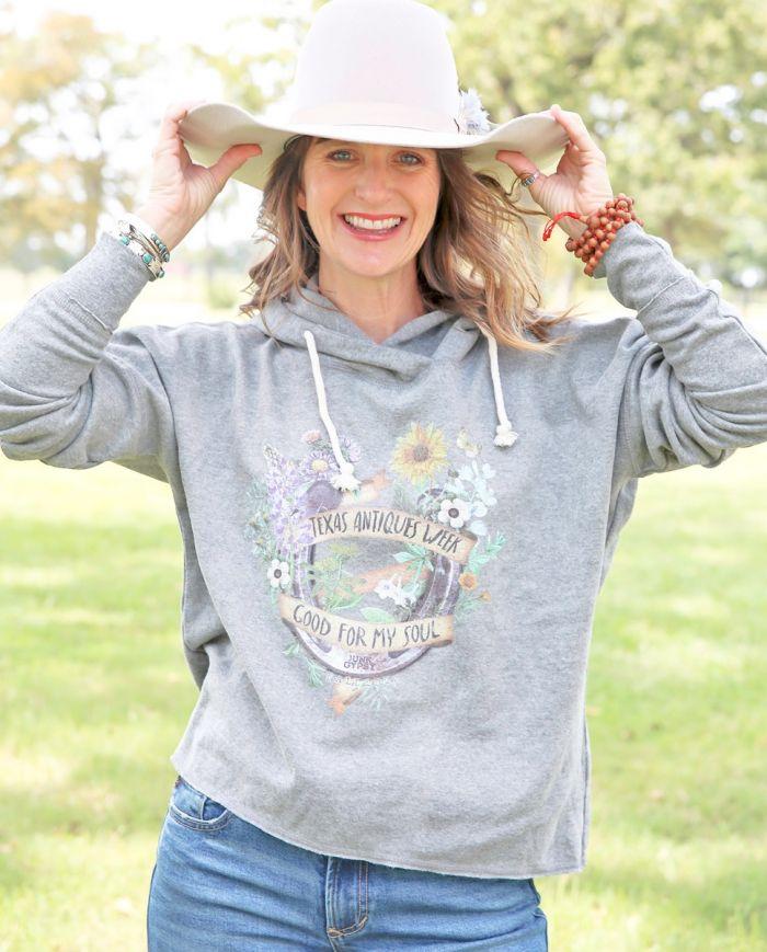 fall 2020 souvenir hoodie