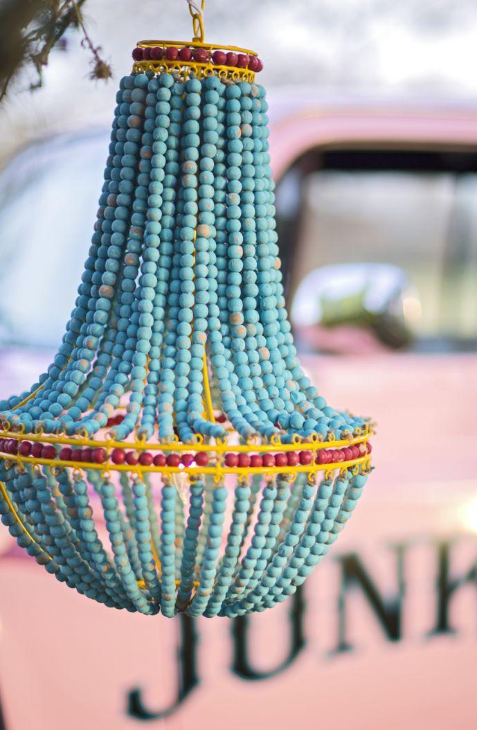 the wanderlust chandelier