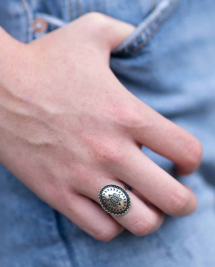 big sky concho ring