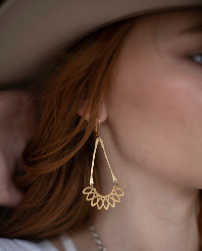 Solstice earring