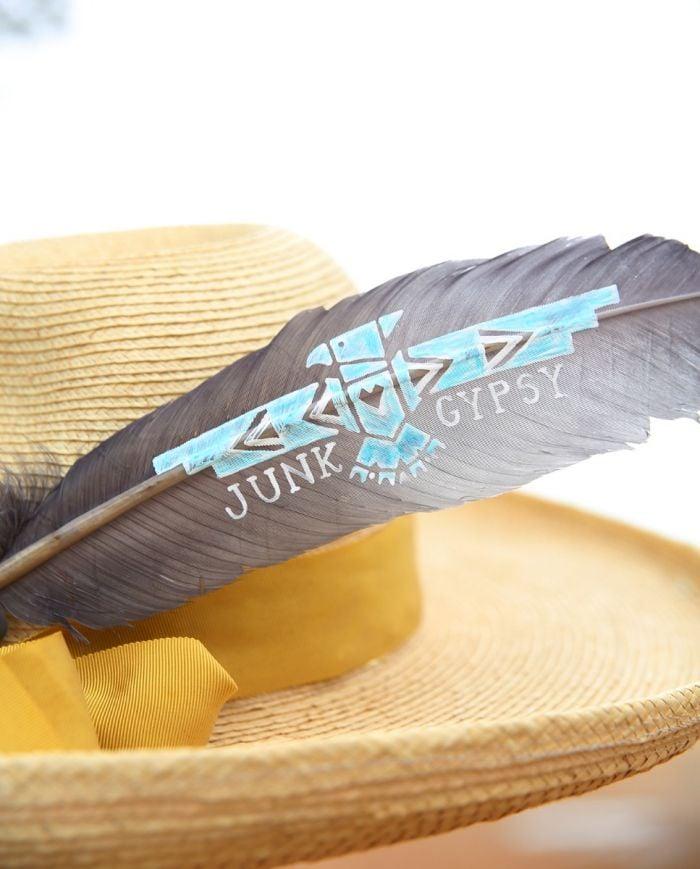 thunderbird feather