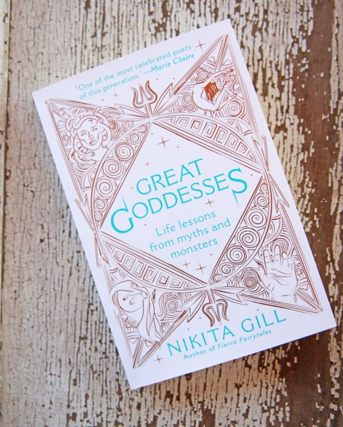 great goddesses by nikita gill