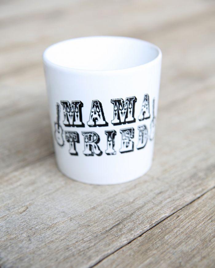 mama tried cafe mug