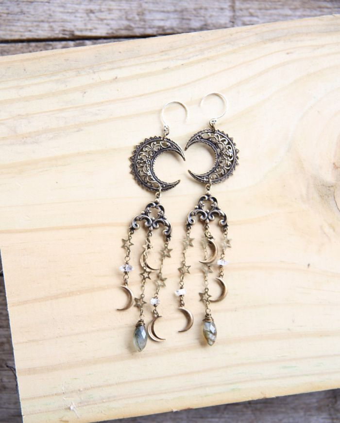 Moon Sorcery Earrings