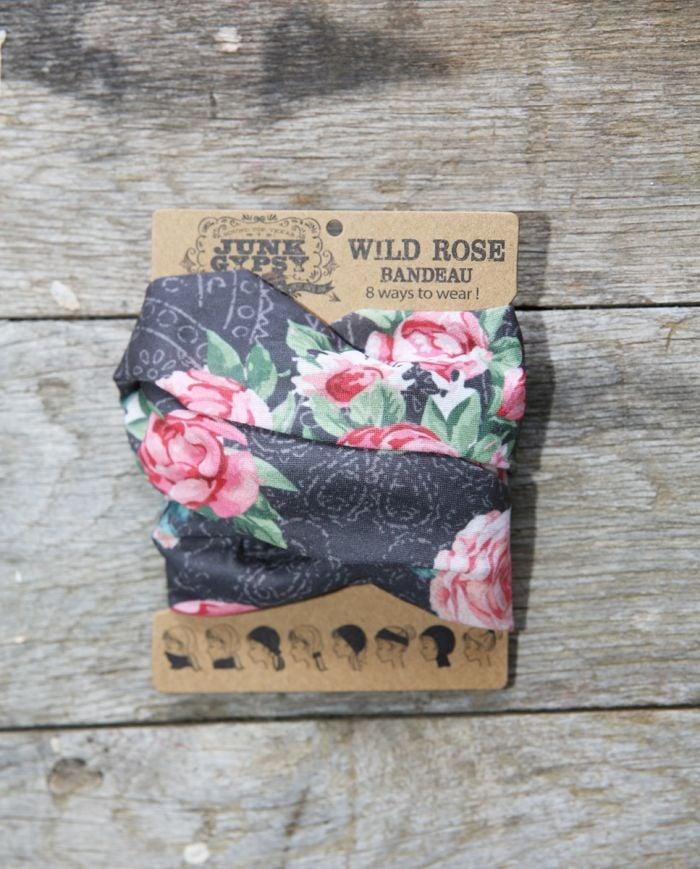 wild rose bandeau