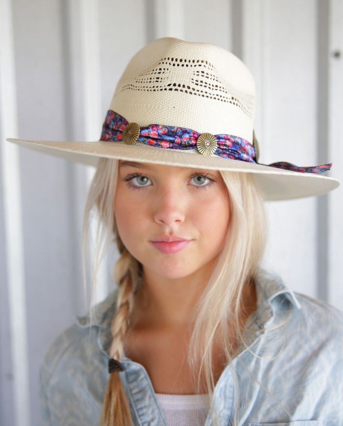 straw jupiter hat