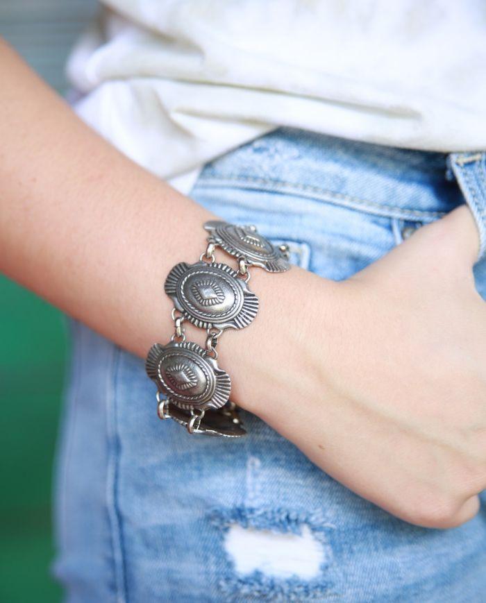 Bohemian Cowgirl Southwest Bracelet