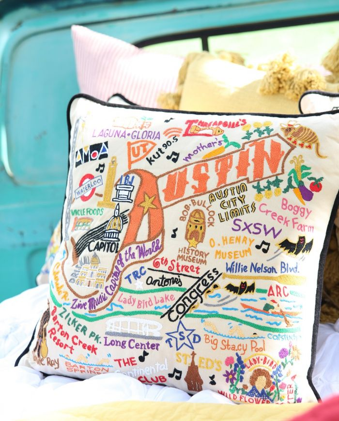 Austin pillow