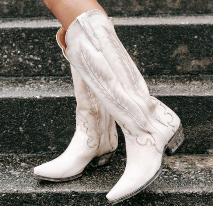 valli leather boot