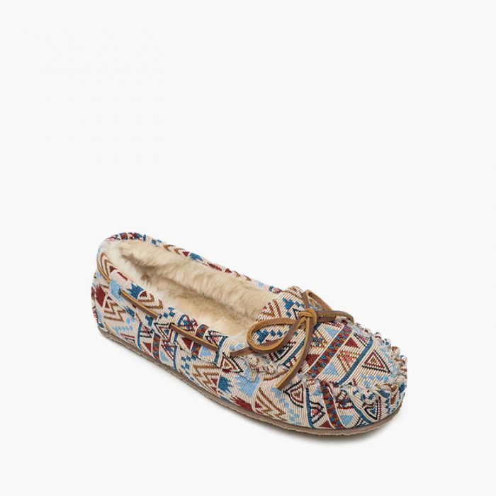 mosaic cally slipper