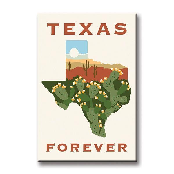 texas forever magnet
