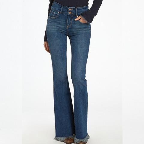 sadie flare jeans