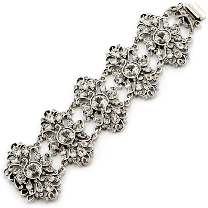 gypsy lace bracelet