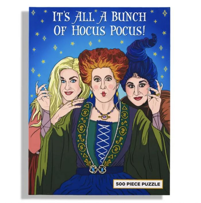 It's All a Bunch of Hocus Pocus Puzzle
