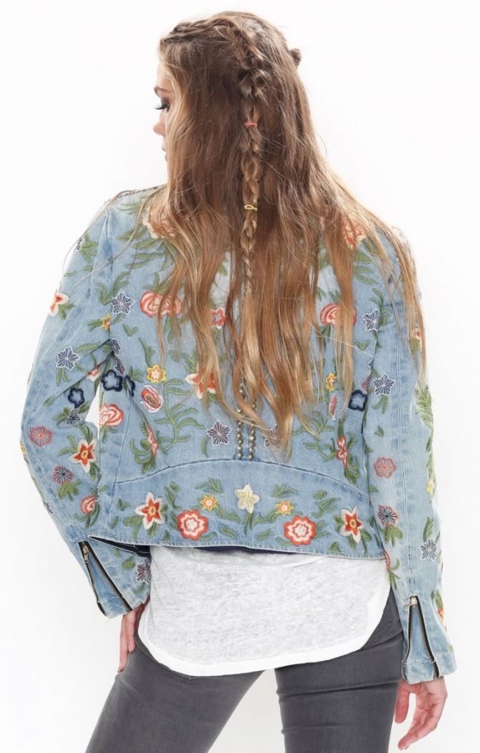 lucinda embroidered jacket