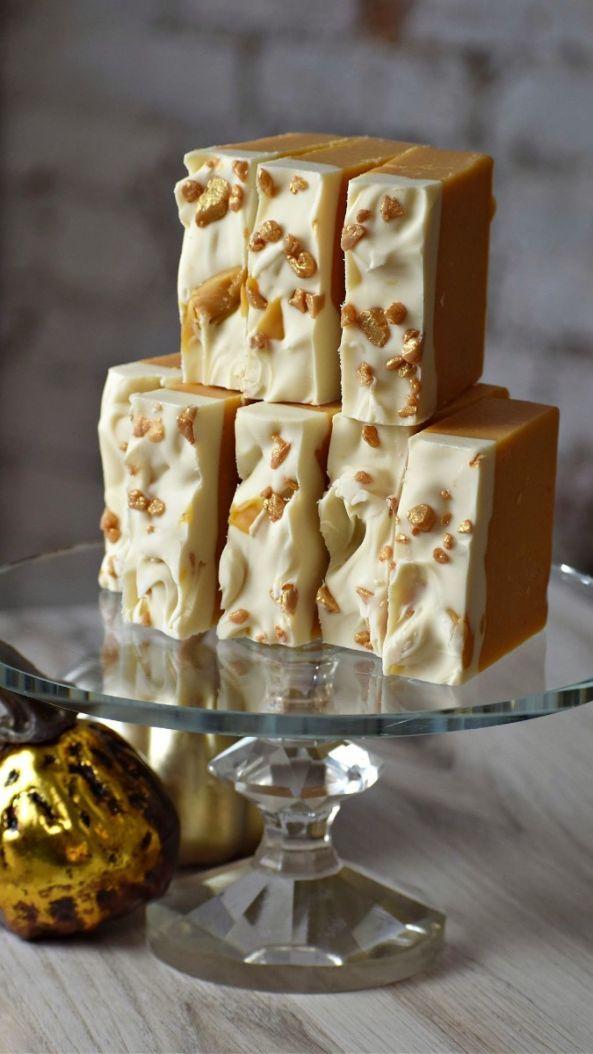 pumpkin butter bathhouse soap