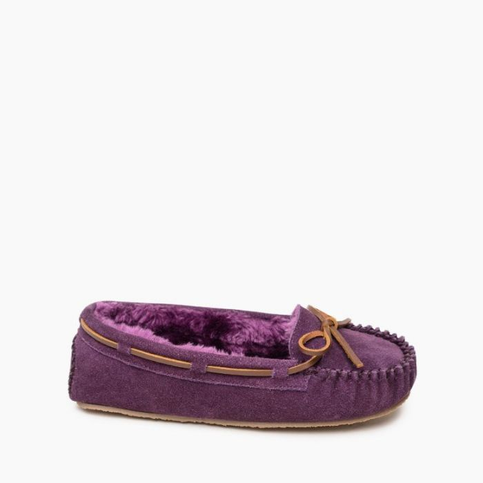 cally slipper -- available in several different colors!