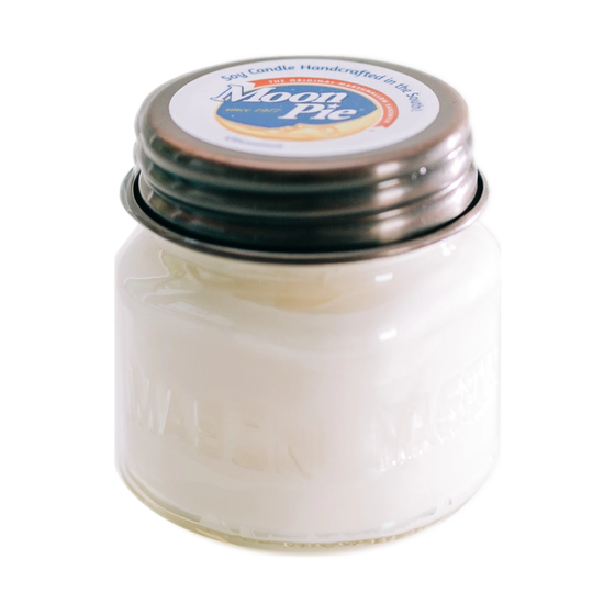 moonpie soy candle - coconut
