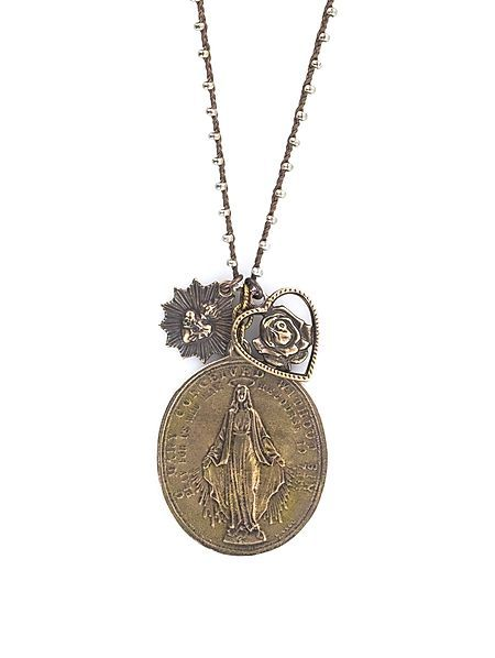 the sacred grace necklace
