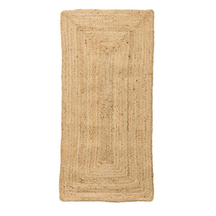 """natural seagrass rug - 47"""" x 23.5"""""""