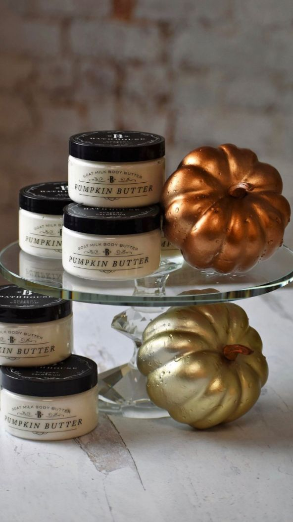 Pumpkin Butter Body Butter