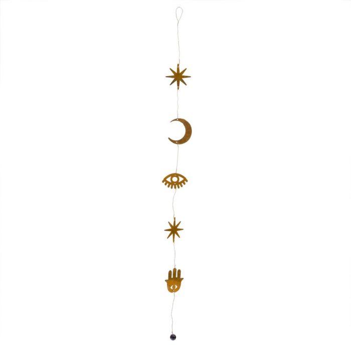 lunar light hanging