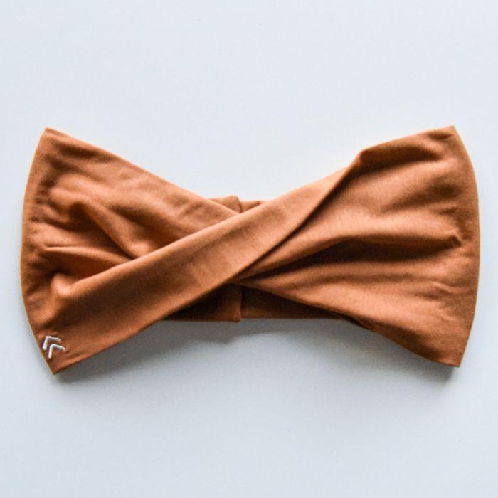 soulvation society copper twist headband