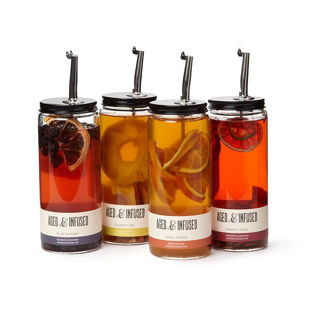 Spike the Punch Alcohol Infusion Kit