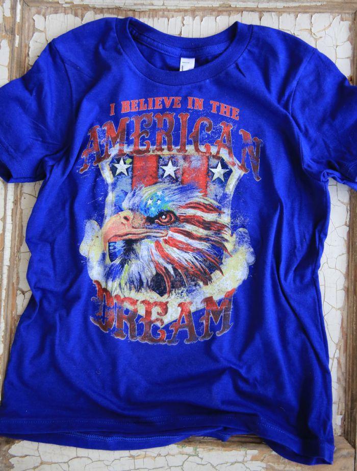american dream kids-liberty blue