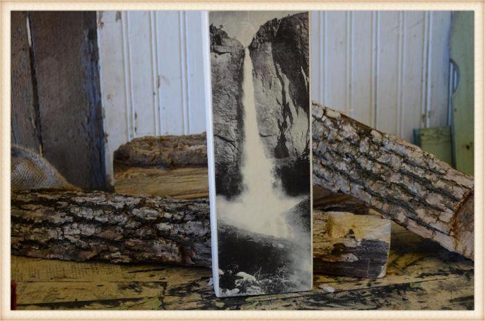waterfall box