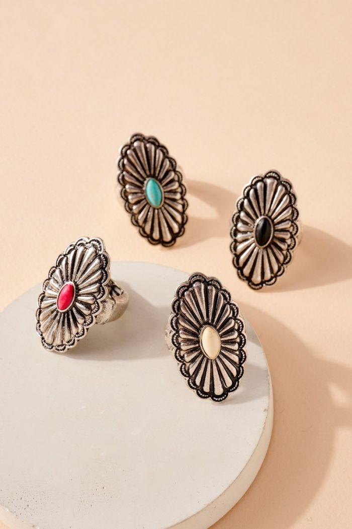 burnside concho ring