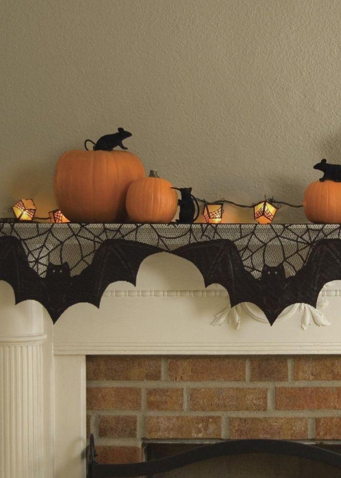 Bats! Mantle Scarf
