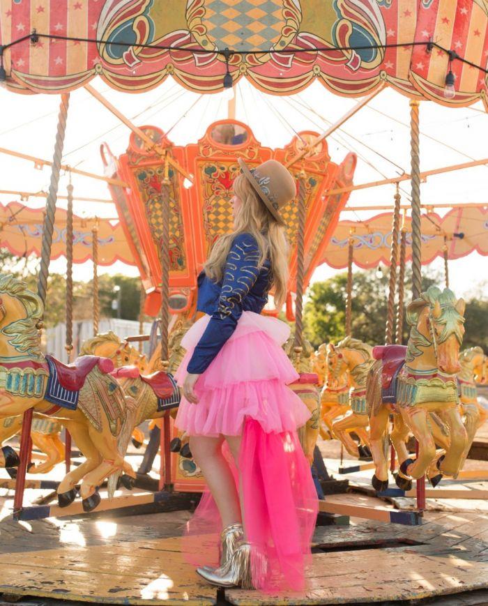 The Mullet Tulle Skirt