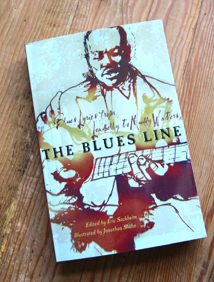 the blues line