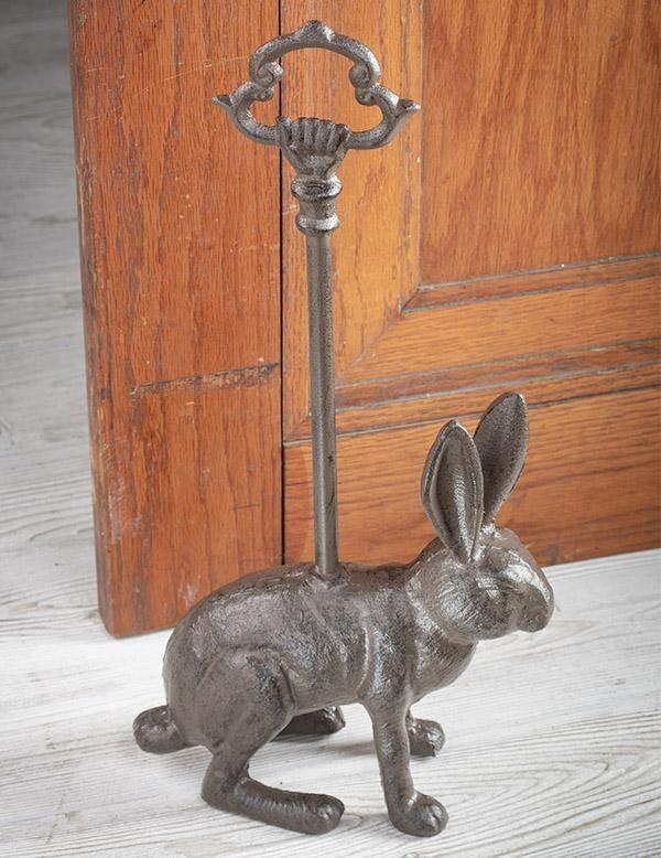jack rabbit doorstop