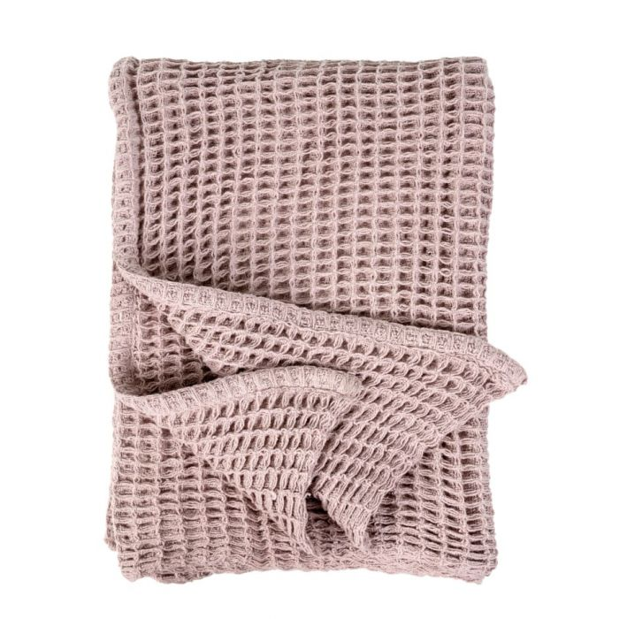 waffle woven throw — available in 3 colors!