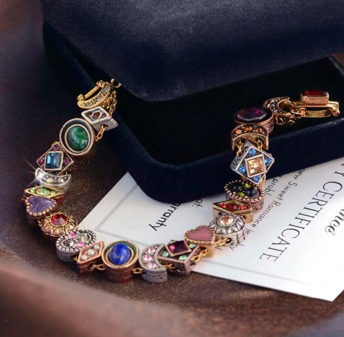 canterbury slide bracelet