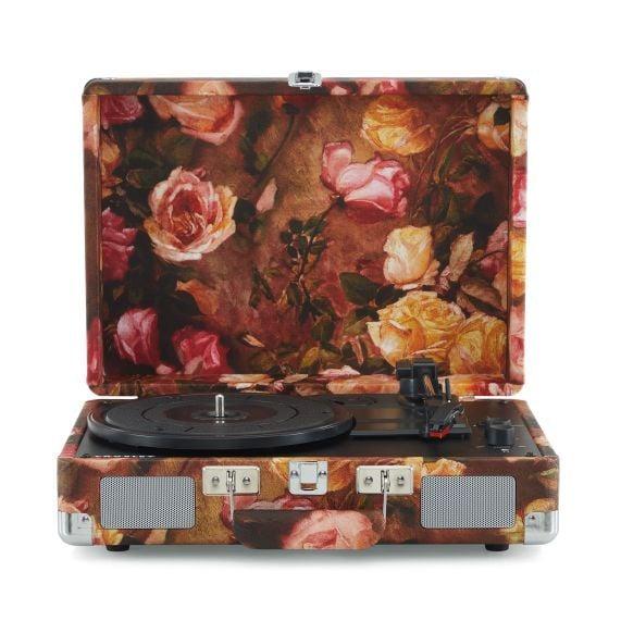 crosley floral dream cruiser turntable