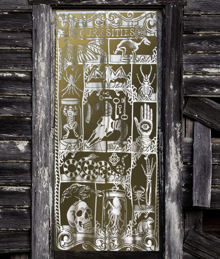 magical curiosities panel - door or window
