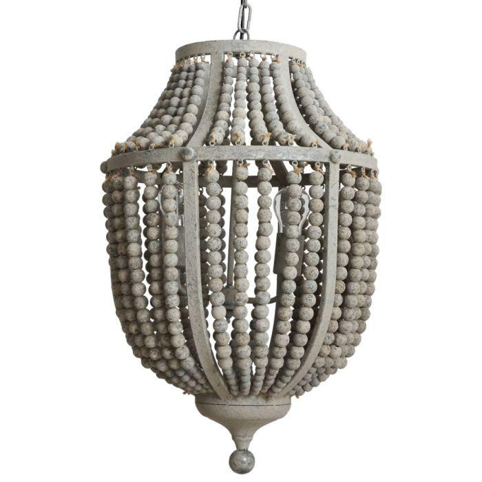 Grey Woods chandelier