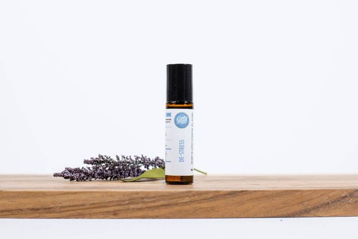 real oil - ready to apply de-stress essential oil blend