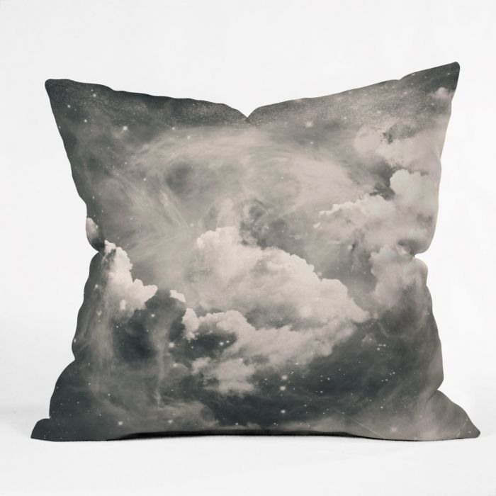 find me among the stars pillow