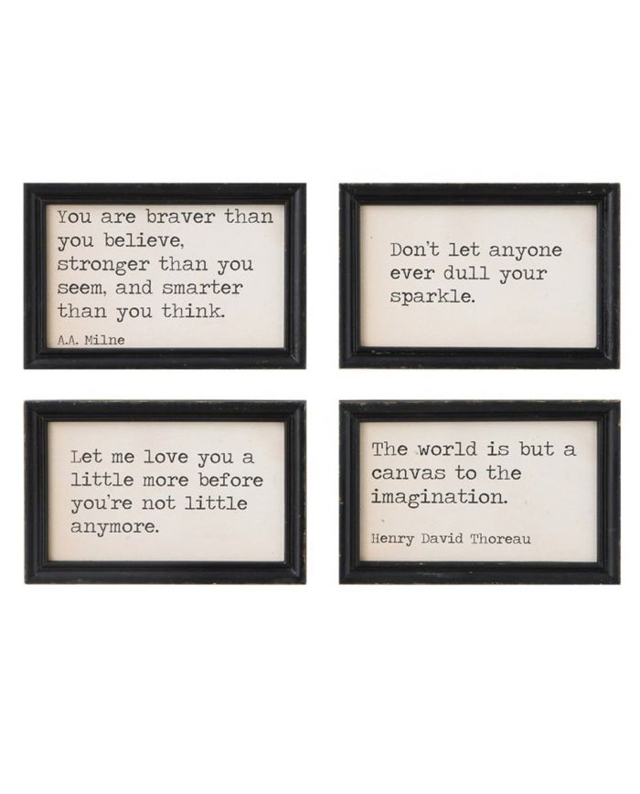 imagination quotes framed art
