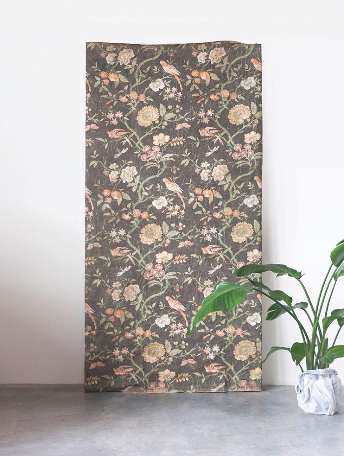 "59"" floral decorator paper"